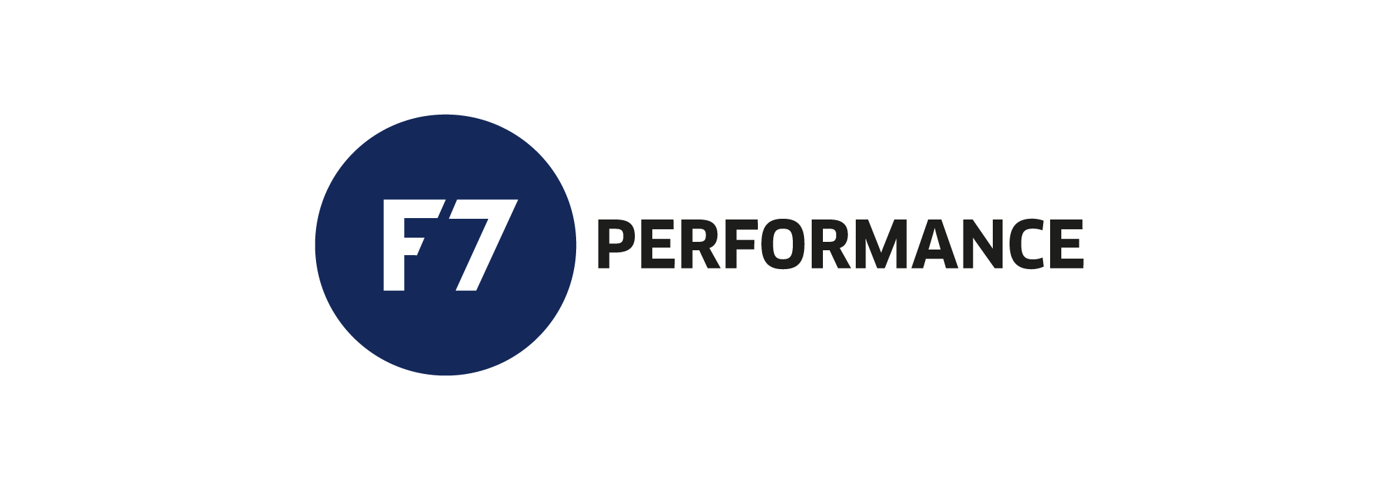 F7 Performance Logo